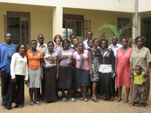Uganda_Last day of CP course